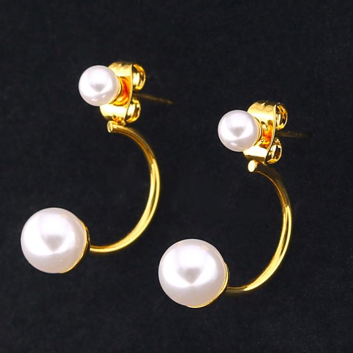 316l stainless steel jewelry earrings for women