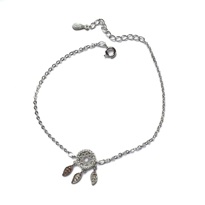 925 sterling silver jewelry anklets wholesale from china factory