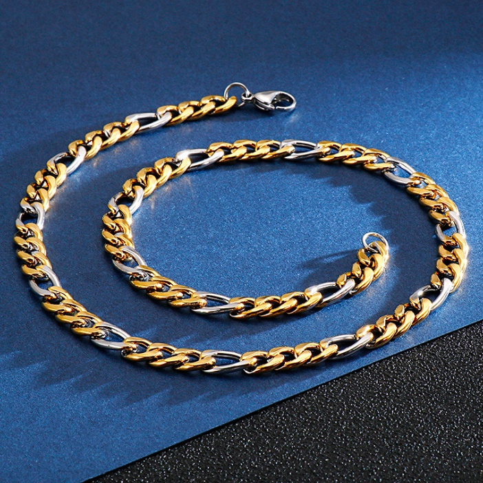 hip hop styles stainless steel jewelry chain necklace wholesales