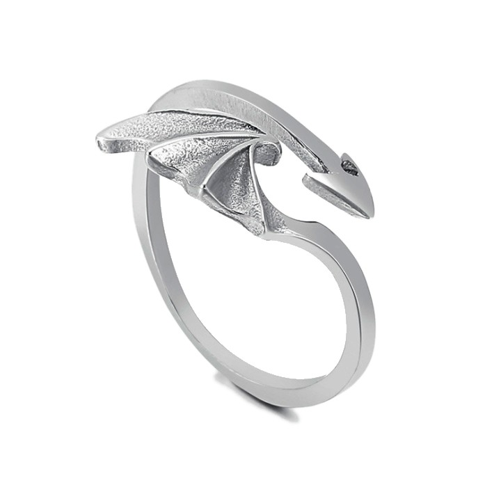 wing shaped ring for men