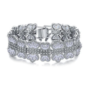 cubic zirconia bracelet wholesales from china factory