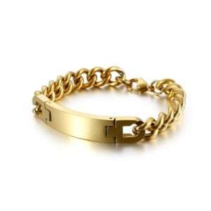 stainless steel chains bracelet for men