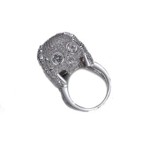 cubic zirconia rings wholesales from china jewelry factory