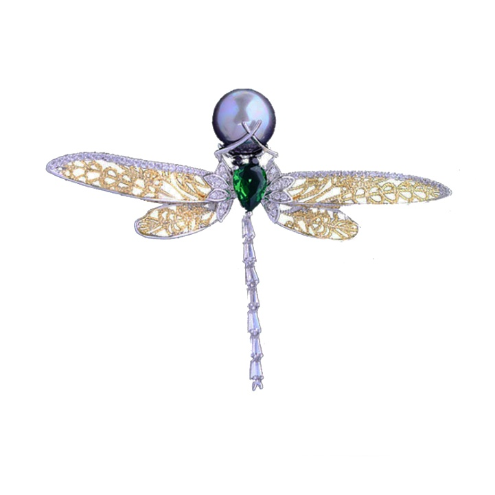 crystal diamonds jewelry brooches wholesale from china factory