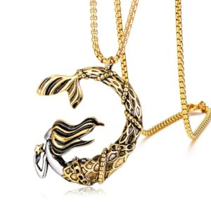 unisex stainless steel jewelry pendant necklace wholesales from china factory
