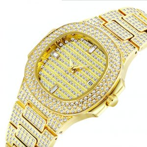 crystal diamonds watch wholesales from china factory