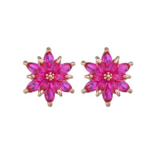 grade 3a zircon jewelry earrings wholesale from china factory