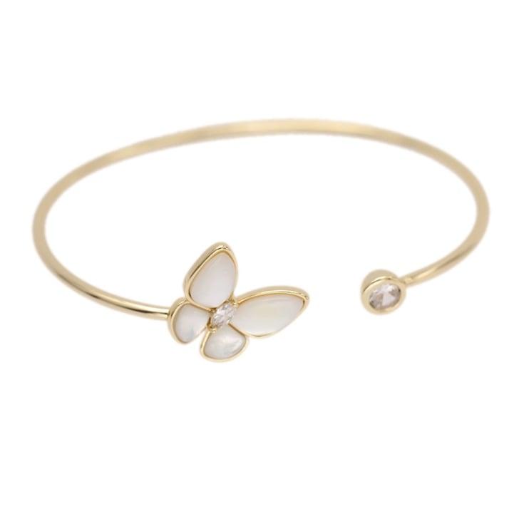 crystal diamonds bangle wholesale from China jewelry factory