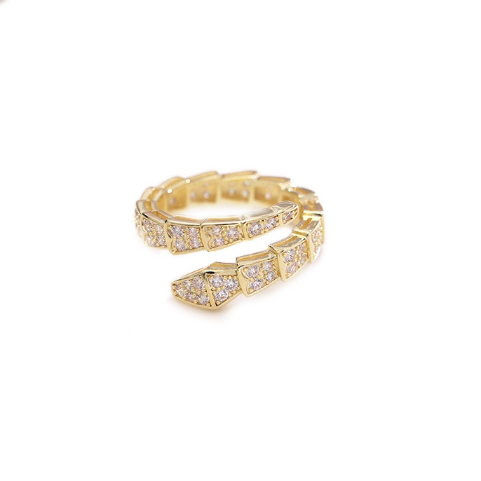 crystal diamond ring wholesales from china jewelry factory