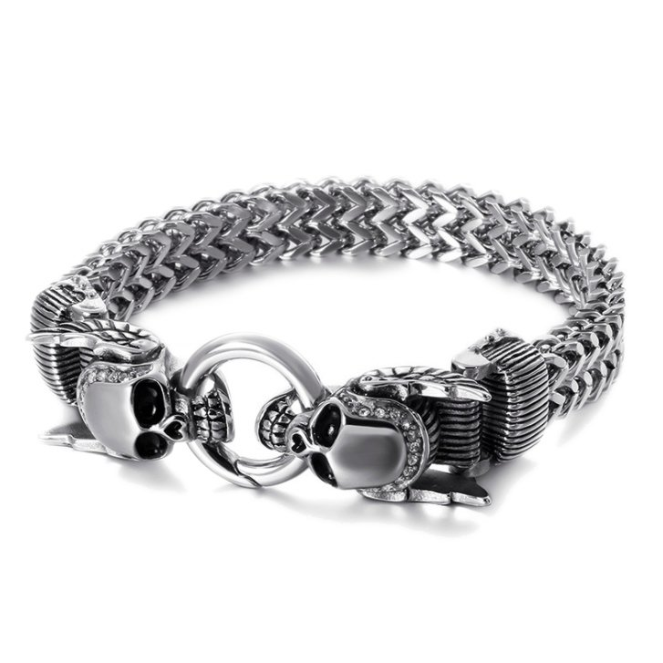 316l stainless steel jewelry bracelets for wholesales from China factory