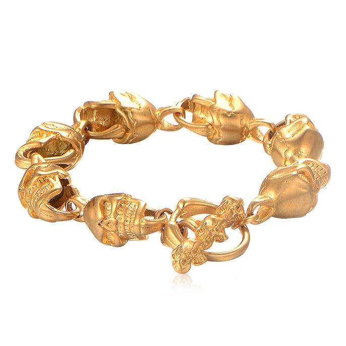 mens chains bracelet wholesales from China jewelry factory