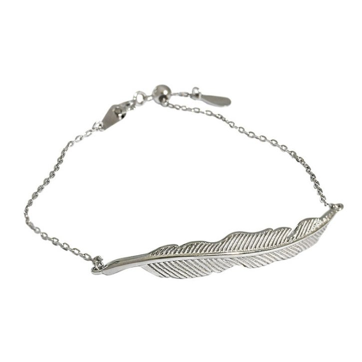 925 sterling silver bracelet wholesales from China jewelry factory
