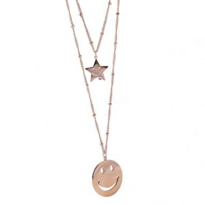 316l stainless steel pendant necklace wholesales from China jewelry factory