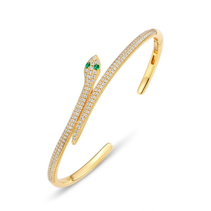 925 sterling silver bangle wholesales from China jewelry manufacturer