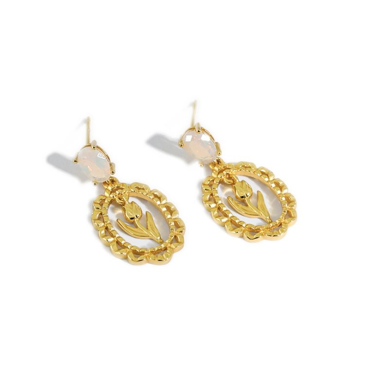 925 sterling silver earrings wholesale from China jewelry manufacturer