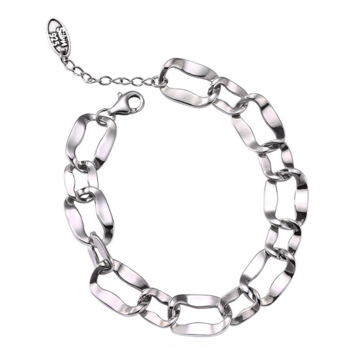 925 sterling silver bracelets wholesales from China jewelry factory