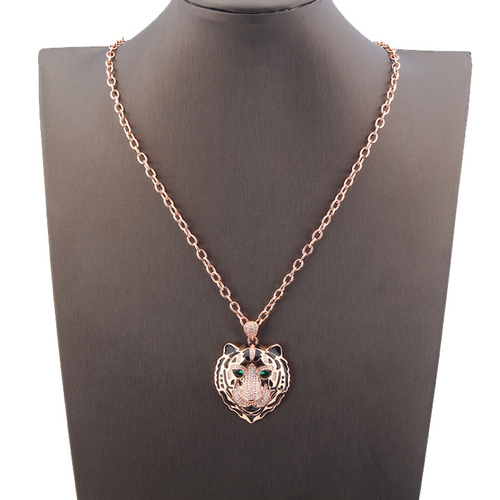 crystal diamonds necklace wholesales from China manufacturer