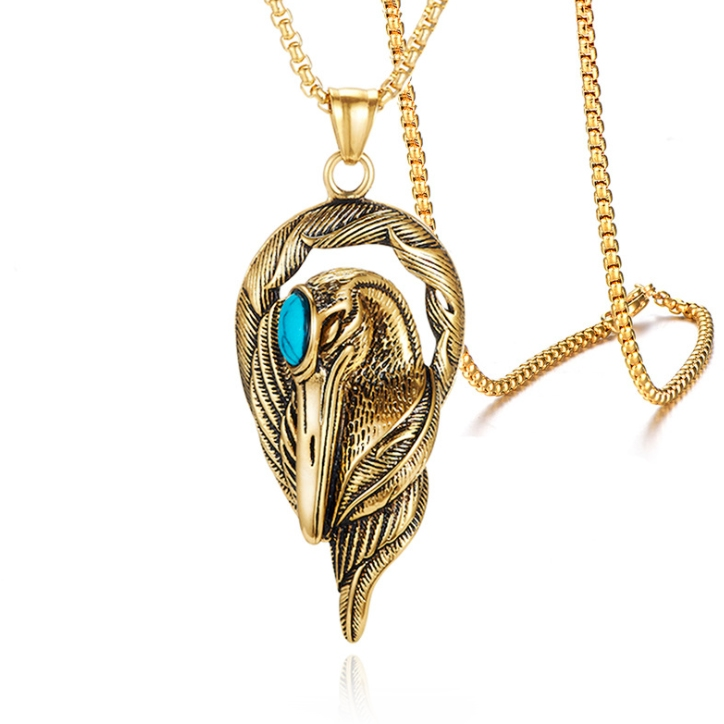 steel pendant wholesales from China jewelry manufacturer
