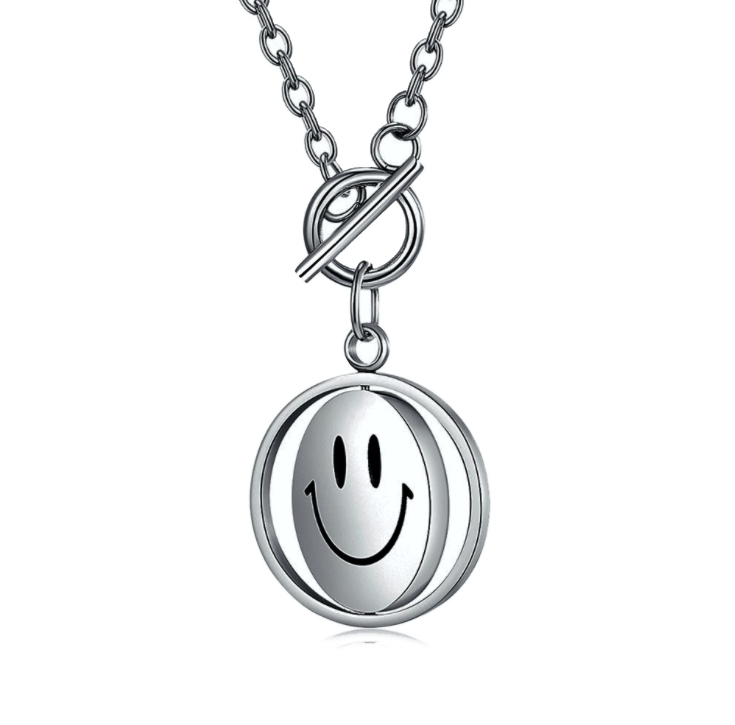 steel pendant necklace wholesales from China jewelry manufacturer