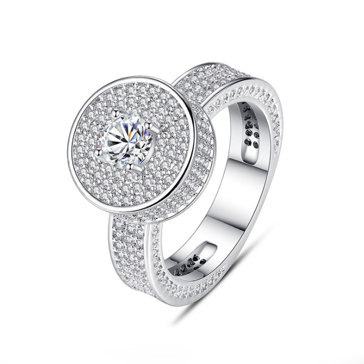 mens hiphop rings wholesales from China Jewelry Factory