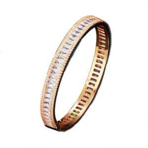 crystal bracelet wholesales from China brass jewelry factory