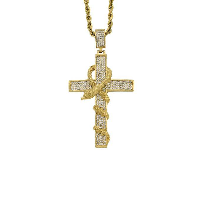 hiphop pendant wholesales from China stainless steel jewelry factory