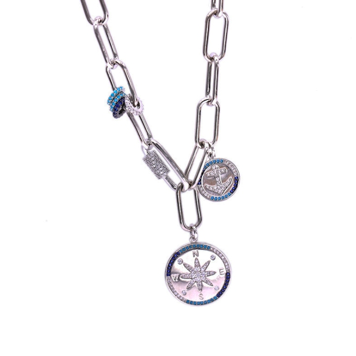 crystal necklaces wholesales from China jewelry factory