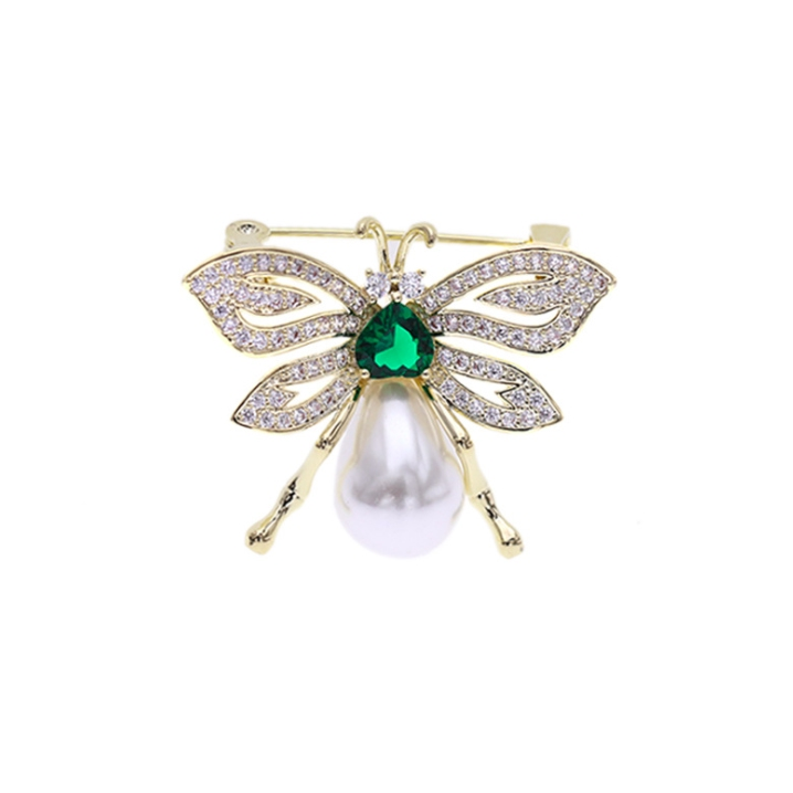 crystal brooches wholesales from China jewelry factory