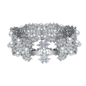 crystal bracelet wholesales from China jewelry manufacturer