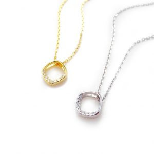 925 silver necklace wholesales from China jewelry factory
