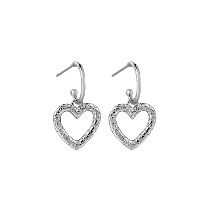 solid silver earrings wholesales from China jewelry factory